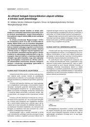 Az elhízott betegek bizonyítékokon alapuló ellátása A klinikai ... - IME