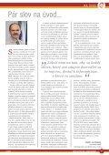 Marec 2008 - Ústredie práce, sociálnych vecí a rodiny - Page 3