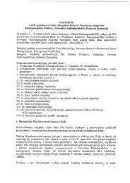Protokół z XIII posiedzenia Polsko-Rosyjskiej Rady ds. Współpracy ...