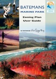 Batemans Marine Park User Guide 2.06 MB PDF - Eurobodalla