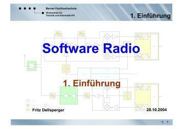 1. Einführung - Fritz Dellsperger
