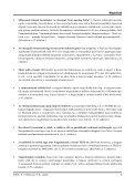A Hivatalos Lapban (Official Journal) megjelenô rendelkezések - Page 5