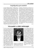 A Hivatalos Lapban (Official Journal) megjelenô rendelkezések - Page 7