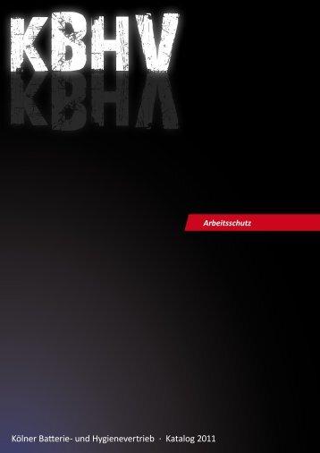 KBHV - Kölner Batterie- und Hygienevertrieb