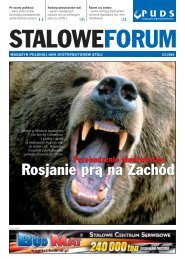 Rosjanie prà na Zachód Rosjanie prà na Zachód - Polska Unia ...