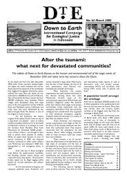 After the tsunami: what next for devastated ... - Down to Earth