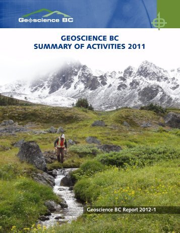 to download the entire volume as a single PDF file - Geoscience BC