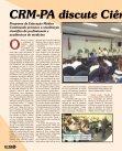 CRM-PA trabalha a Educação Continuada - Conselho Regional de ... - Page 6
