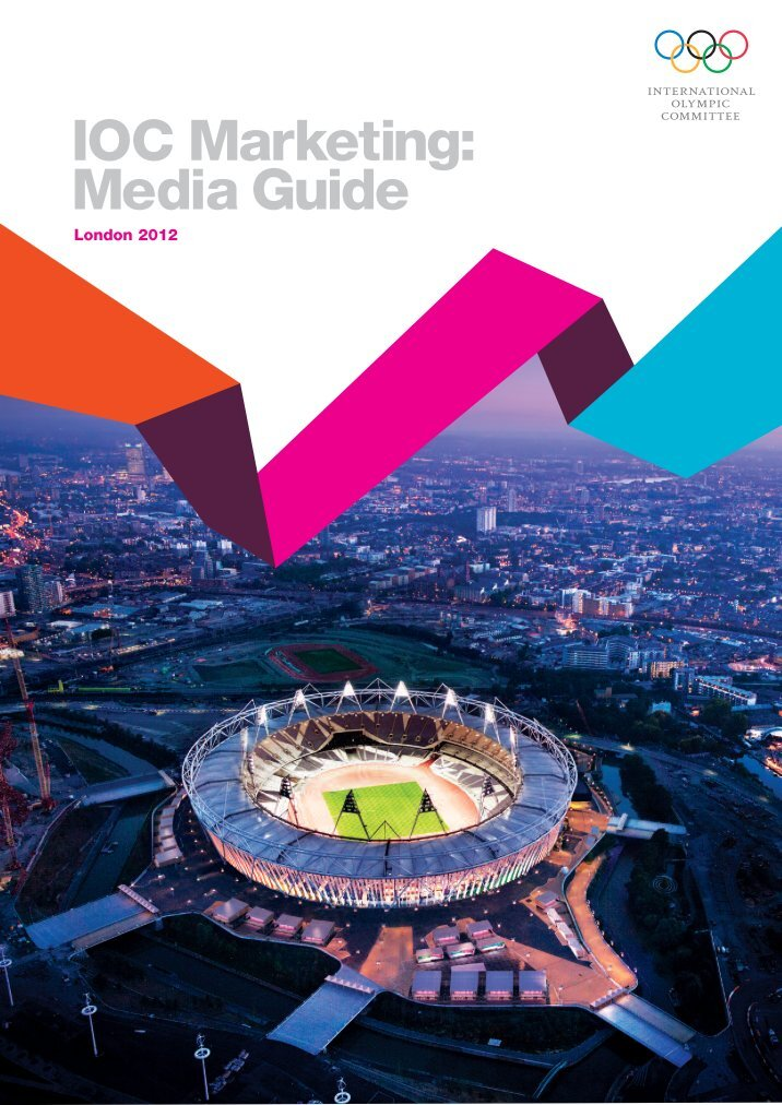 london olympics 2012 case analysis The london olympic games case study by alina galan leeann dunkley carlos j nevarez-ayala sharada arjoonsingh (shelly) history swot vision statement: to make the london olympics game everyone's games pricing strategy: price penetration financial analysis: the london 2012.