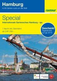 Internationale Gartenschau - BDWM Transport AG