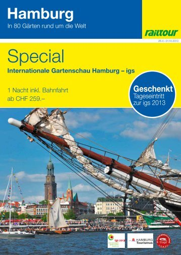 Internationale Gartenschau - BDWM Transport AG