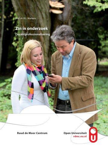 Zin in onderzoek - Open Universiteit Nederland