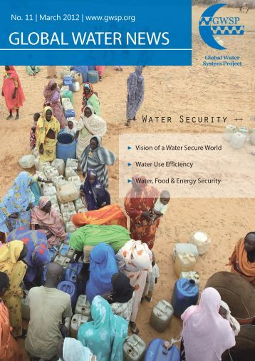 Global Water News No. 11 - GWSP