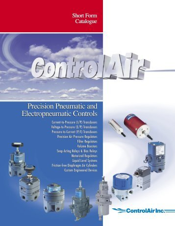 Download ControlAir Short Form Catalogue - Dwn.ie