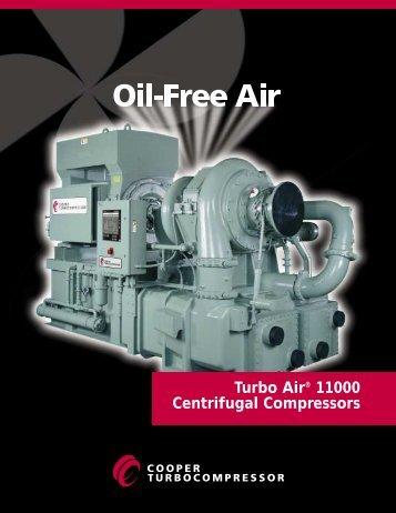 Turbo Air® 11000 Centrifugal Compressors - Nessco.no
