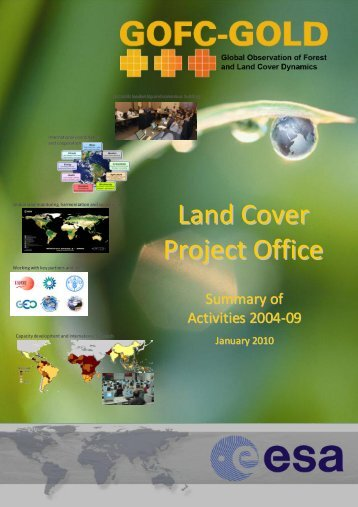 Land Cover Project Office - Data User Element