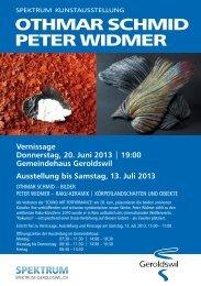 Programm Kulturparty 2013.pdf - Spektrum Geroldswil
