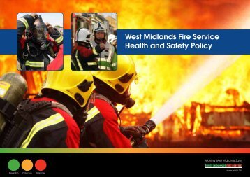 Health and Safety Policy.pdf - West Midlands Fire Service