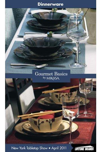 Gourmet Basics by Mikasa® Brennan - Lifetime Brands