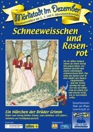 Märlistadt im Dezember - Märlistadt Stein am Rhein