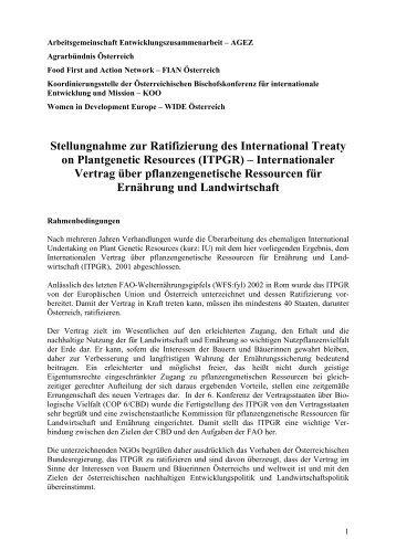 ITPGR - OneWorld