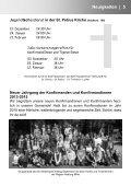 GEMEINDEBRIEF - St. Petrus – Hamburg-Heimfeld - Page 5