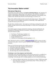 Teacher's Guide - OMSI