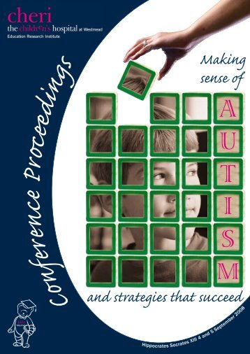 autis - CHERI - The Children's Hospital Education Research Institute