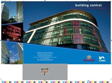 Building Control Folder 2011 - Barnsley Council Online