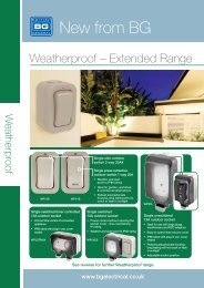 Weatherproof Range Extended May 2013