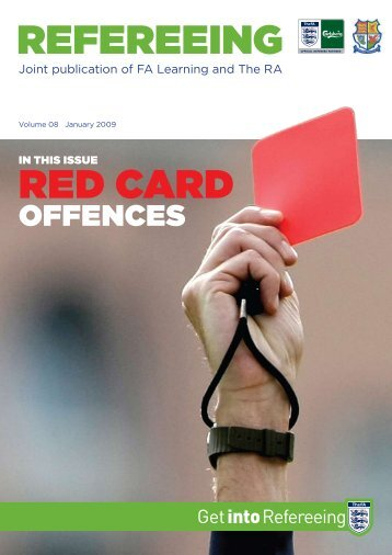 RefeReeing - The Football Association