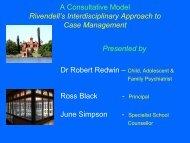 Ross Black June Simpson - CHERI - The Children's Hospital ...