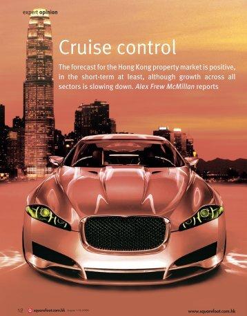 Cruise control - Dragonfly Media