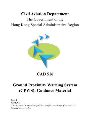 CAD 516 Ground Proximity Warning System