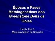 Épocas e Fases Metalogenéticas dos Depósitos Minerais ... - ADIMB