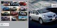 Nissan Tiida and Wingroad - Nissan New Zealand