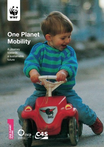 One Planet Mobility - WWF UK