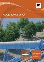 CAPOTS RENOLIT ONDEX - Catalogue - ondex