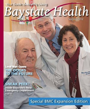 Spring 2012 - Baystate Health