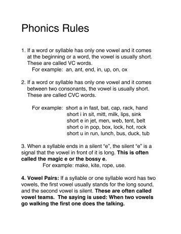 ... worksheets k12reader com syllables and vowels phonics worksheets
