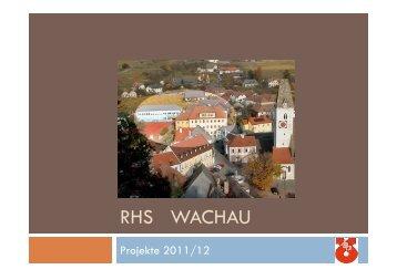 RHS WACHAU
