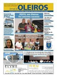 Edição de Julho de 2012 - Jornal de Oleiros