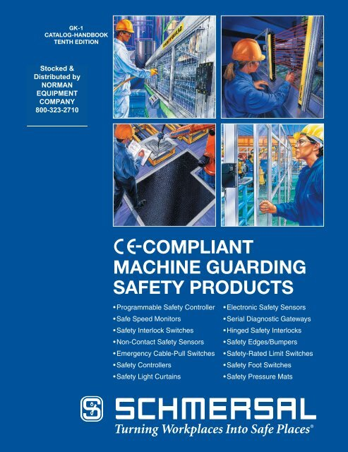 Complete Product Catalog - Norman Equipment Co.
