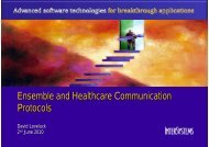 Ensemble and Healthcare Communication Protocols - InterSystems ...
