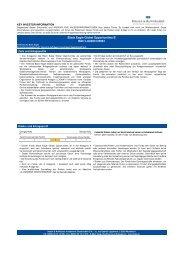 Der Halbjahresbericht zum - Hauck & Aufhäuser Investment ...