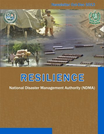 NDMA Newsletter Oct-Dec 2012