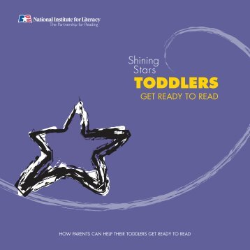 Shining Stars TODDLERS - LINCS - U.S. Department of Education