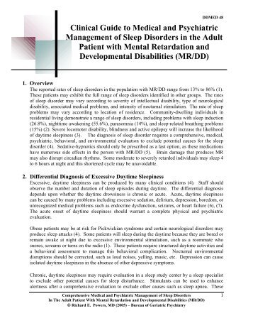 Clinical Guide To Medical And Psychiatric ... - DDMed.org