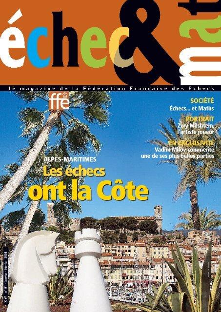 echec et mat 91 - Fédération Française des Échecs