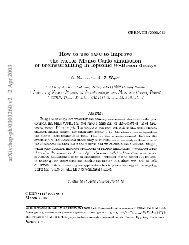 arXiv:hep-ph/0303260 v2 2 Apr 2003 - SANC - JINR